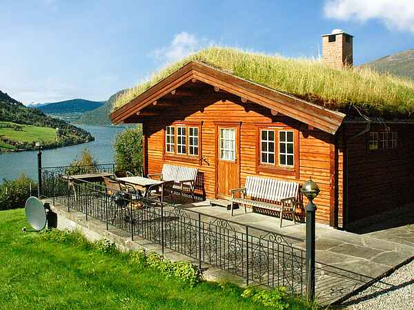Sommerhus i Stryn
