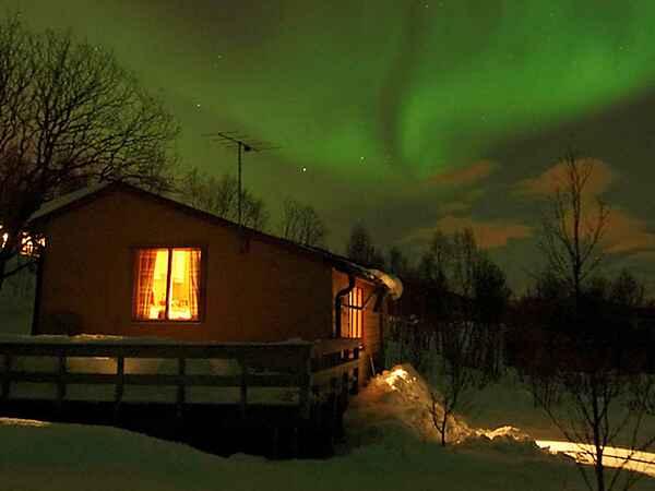 Semesterbostad i Tromsø