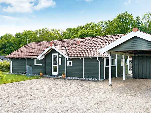 Holiday home in Pøt Strand