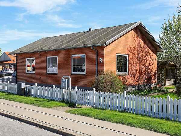 Maison de vacances en Ålbæk