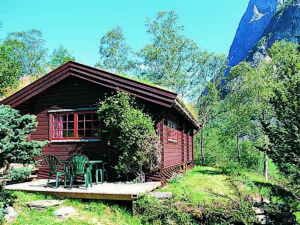 Holiday home in Øverås