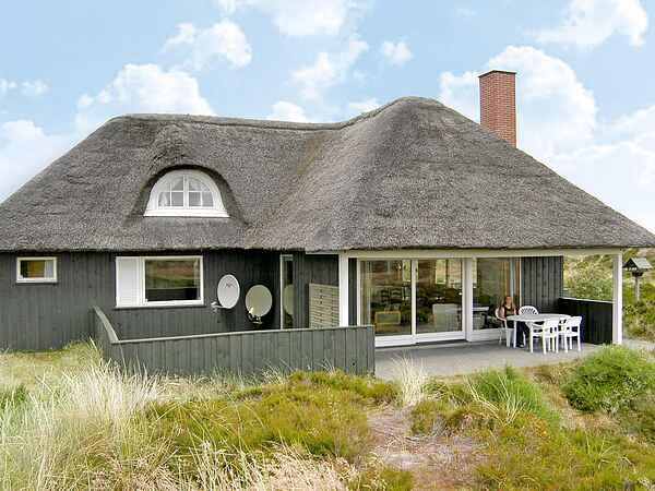 Sommerhus ved Grærup Strand