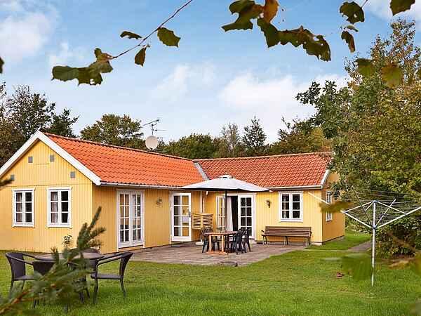 Sommerhus i Stampen