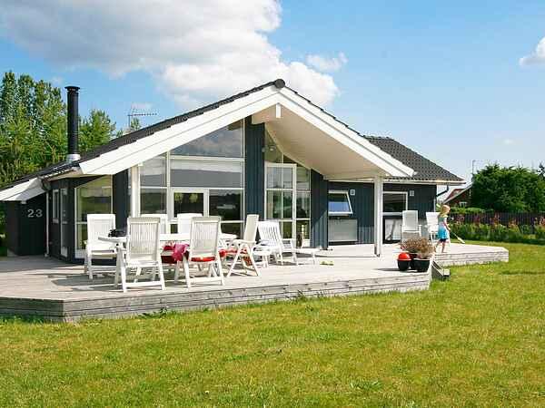 Sommerhus ved Gerlev Strandpark