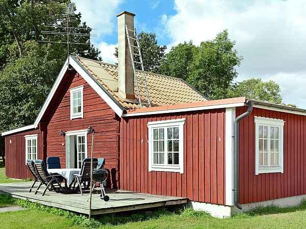 Sommerhus i Strängnäs Ö