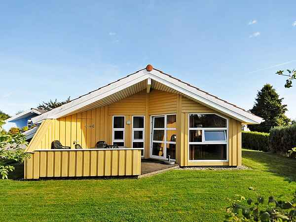 Sommerhus i Wackerballig
