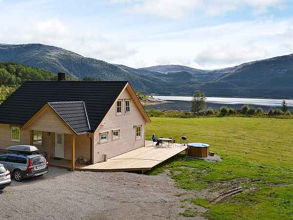 Holiday home in Nærøy Municipality