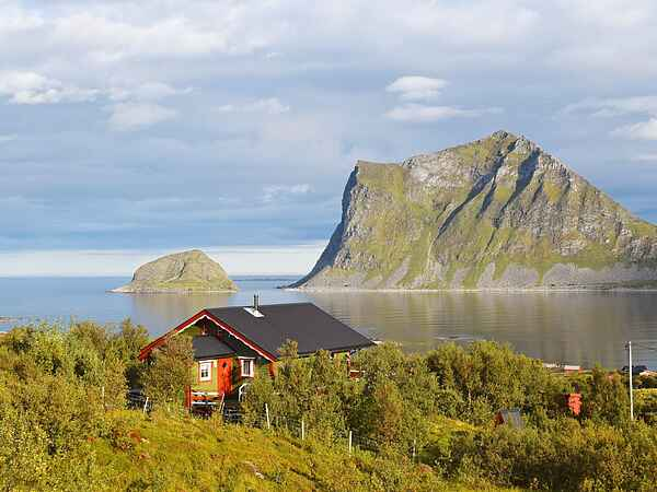 Holiday home on Lofoten Municipality