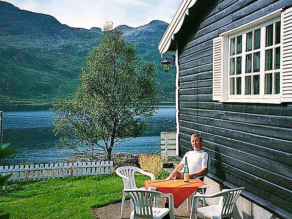Vakantiehuis in Lofoten