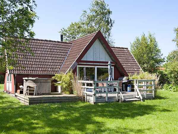 Holiday home in Bjerge Strand