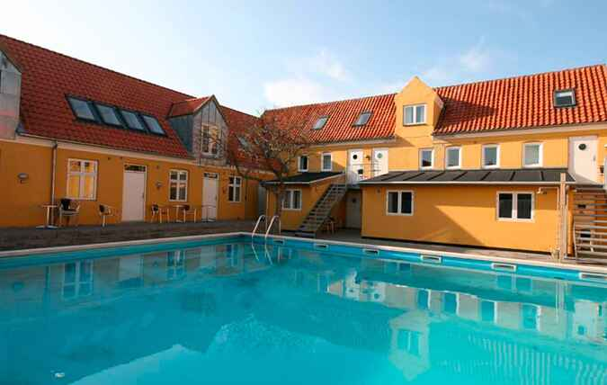 Holiday home mh17136