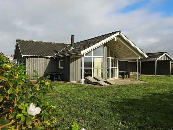 Holiday home in Vejlby Klit Strand