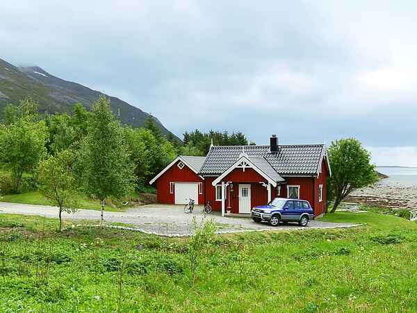 Holiday home in Vevelstad Municipality