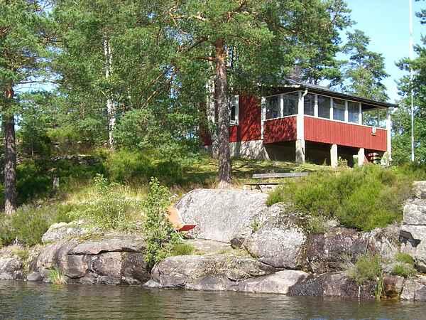 Sommerhus i Mellerud Ö