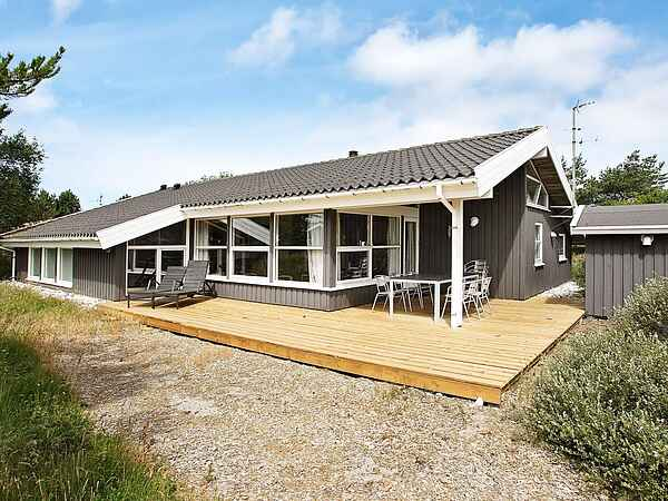 Holiday home in Klim Strand
