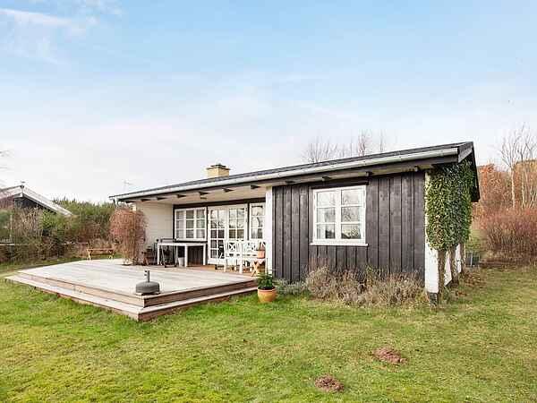 Sommerhus i Helles Klint