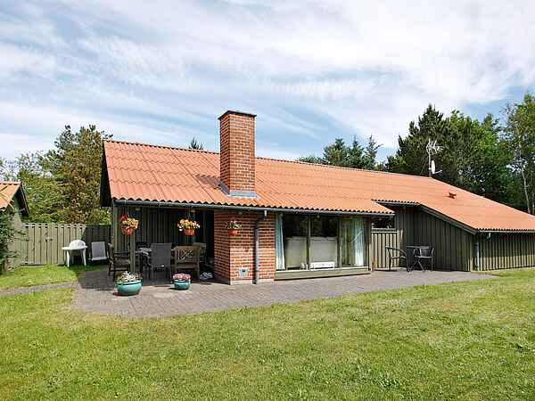 Sommerhus i Kollerup Klit