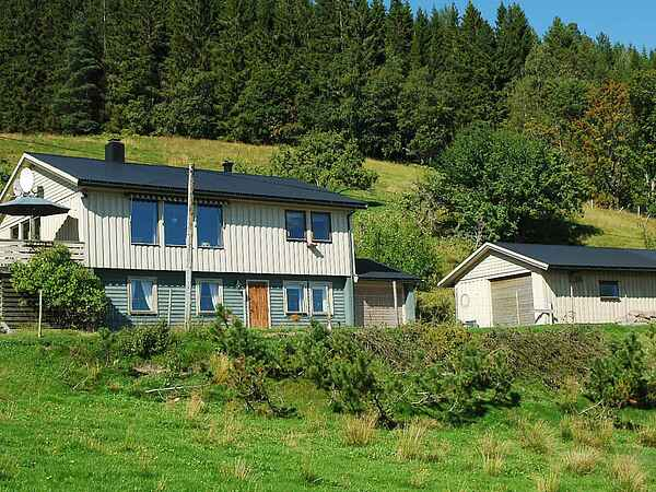 Holiday home in Gjemnes Municipality