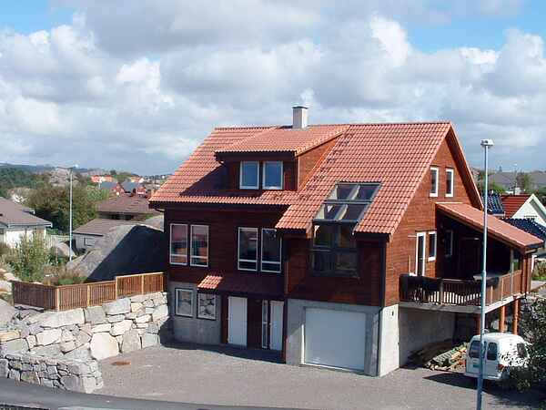 Holiday home in Sirevåg
