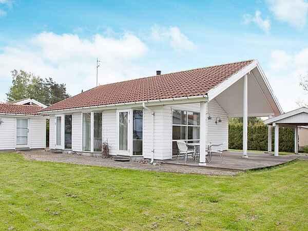 Sommerhus på Præstø