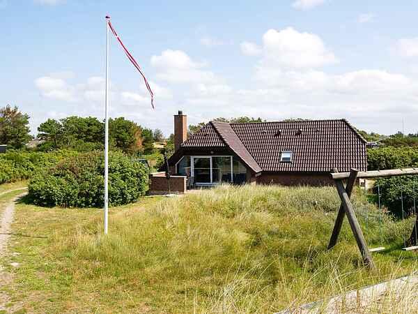 Sommerhus ved Søndervig Strand