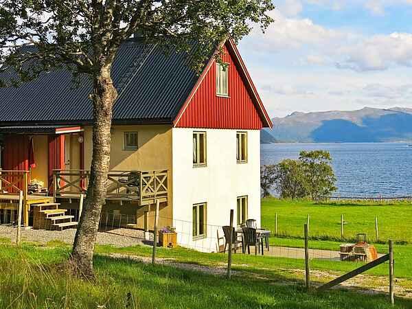 Sommerhus på Vesterålen