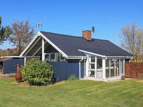 Holiday home in Sandager Næs