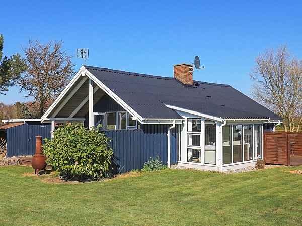 Sommerhus i Sandager Næs