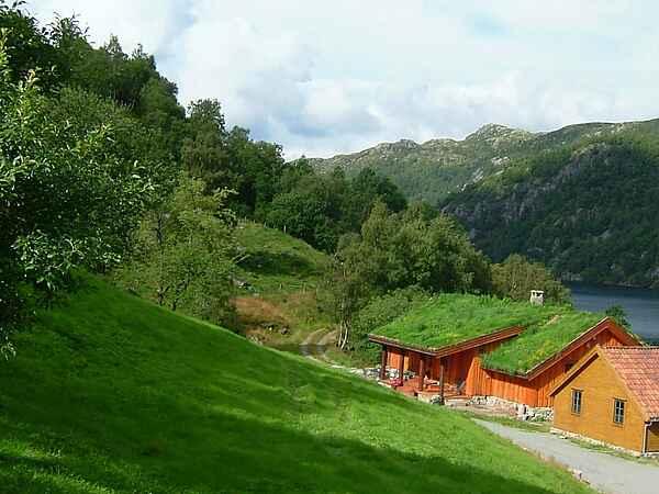 Sommerhus i Lund