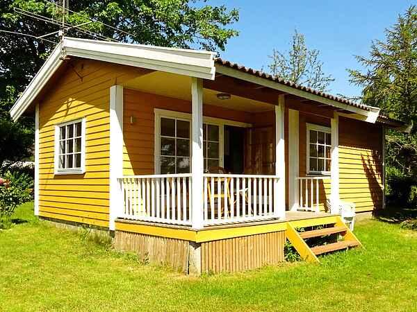 Casa de vacaciones en Ærøskøbing