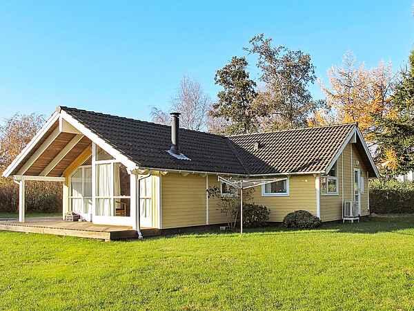 Sommerhus på Bogø