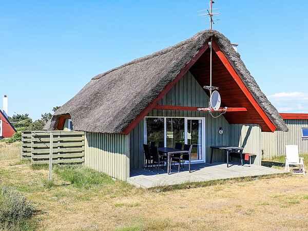 Vakantiehuis in Nr. Lyngvig Strand