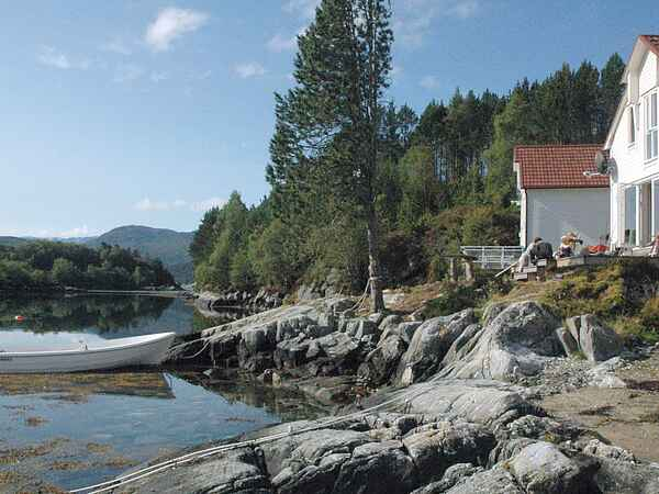 Sommerhus på Gurskøy