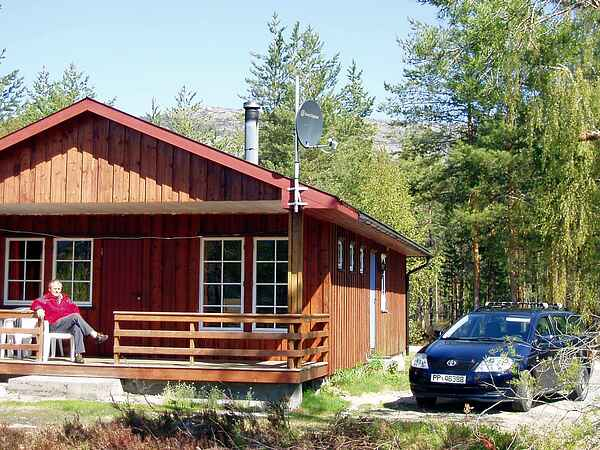 Holiday home in Kviteseid Municipality