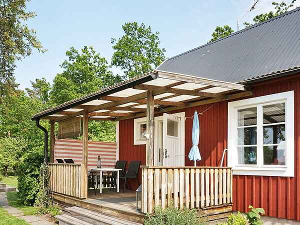 Casa de vacaciones en Mönsterås S