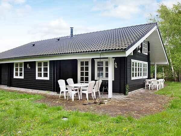 Sommerhus ved Vollerup Strand