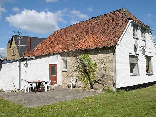 Vakantiehuis in Brunsnæs