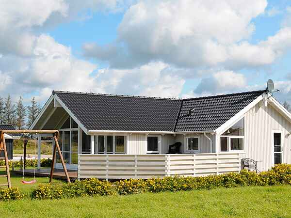 Holiday home in Kvie Sø