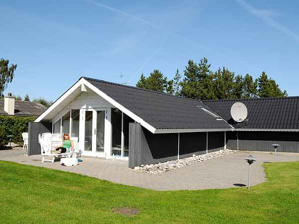 Vakantiehuis in Skovmose