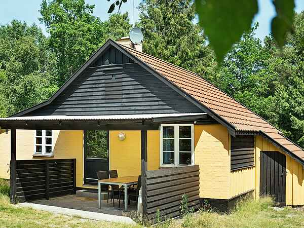 Casa de vacaciones en Snogebæk Strand