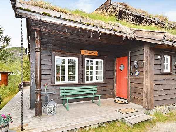 Sommerhus i Bykle