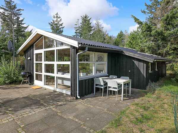 Sommerhus i Bratten