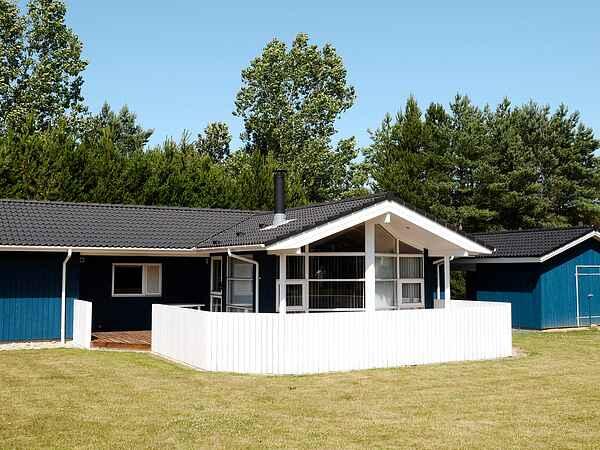 Maison de vacances au Jegum Ferieland