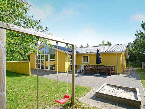Sommerhus i Henne