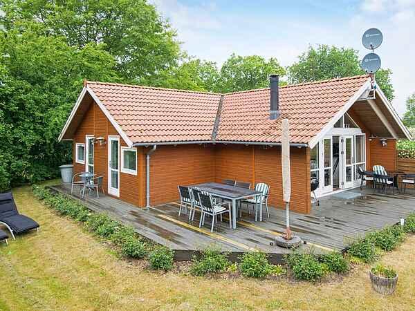 Holiday home in Skovgårde Strand