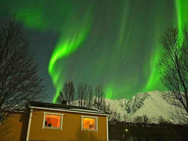 Sommerhus i Tromsø