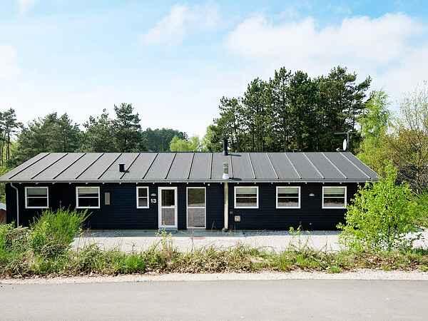 Sommerhus i Boeslum Bakker