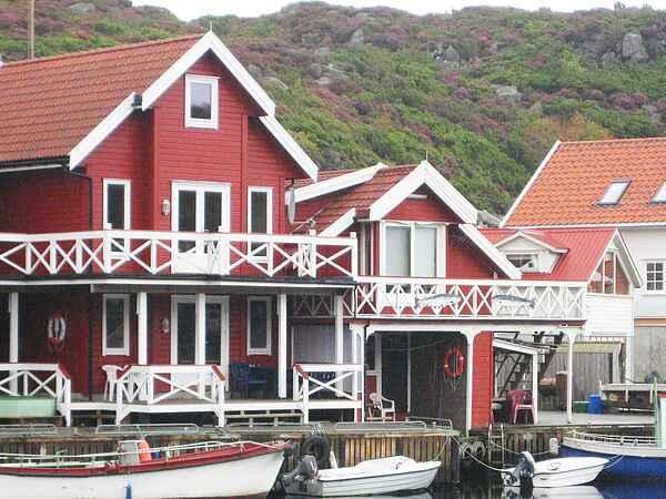 Holiday home in Bokn kommune
