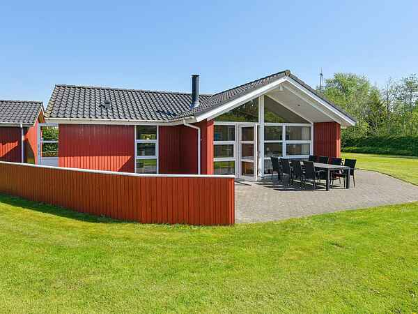 Holiday home in Jegum Ferieland
