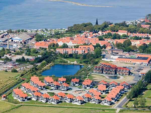 Appartement in Bogense Strand Feriecenter